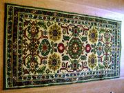 Редкий персидский ковер ручной работы.