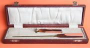 Набор письменный подарочный в оригинальной коробке. Ар-Деко. 1900-е гг
