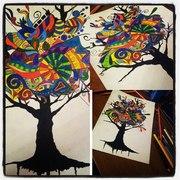 Дерево-счастья
