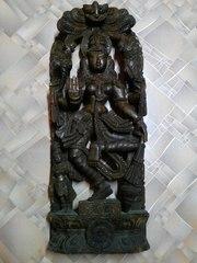 скульптура богини Парвати