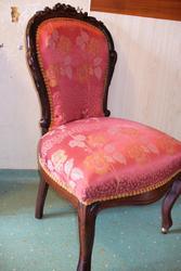Продам антикварное старинное кресло барокко