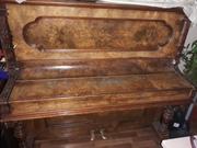 Антикварное пианино 19 века wilhelm emmer